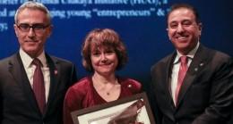 ABD'de Türk akademisyene başarı ödülü