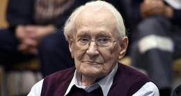 'Auschwitz saymanı', Nazi subayı Oskar Gröning 96 yaşında öldü