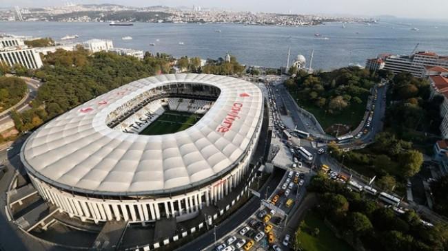 Beşiktaş'ın stadı Vodafone Park finalist oldu