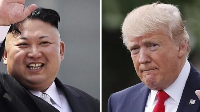 Beyaz Saray Trump'ın Kuzey Kore koşulunu açıkladı