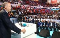 Cumhurbaşkanı Erdoğan: Afrin'e girmemize 4-5 kilometre kaldı