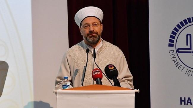 """""""İslamla ilgili konuşanlar daha dikkatli olmalı"""""""