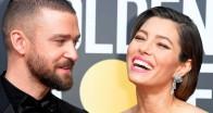 Justin Timberlake oğlunun yüzünü yine göstermedi