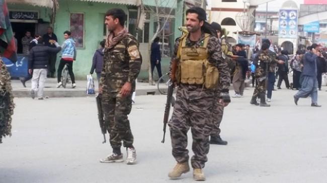 Kabil'de intihar saldırısı: 10 kişi hayatını kaybetti