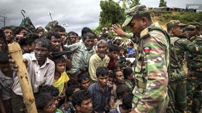 Myanmar ordusunun gözaltına aldığı siviller ölü bulundu