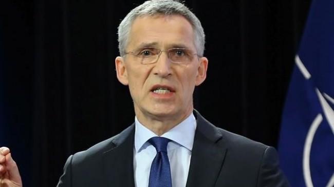 NATO Genel Sekreteri Stoltenberg: NATO terör tehdidine karşı Türkiye'yle dayanışma içinde