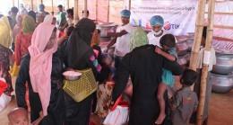 TİKA, Arakanlı Müslümanlara yardım eli uzatmaya devam ediyor