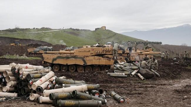 Zeytin Dalı Harekatı'nda 3300 terörist etkisiz hale getirildi