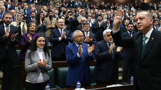 AK Parti, Erdoğan'ın adaylığı için grup kararı alacak