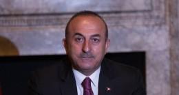 Çavuşoğlu: Menbiç'te YPG'den silahlar alınacak