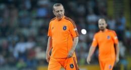 Cumhurbaşkanı Recep Tayyip Erdoğan'ın forma giyeceği maçın kadroları belli oldu