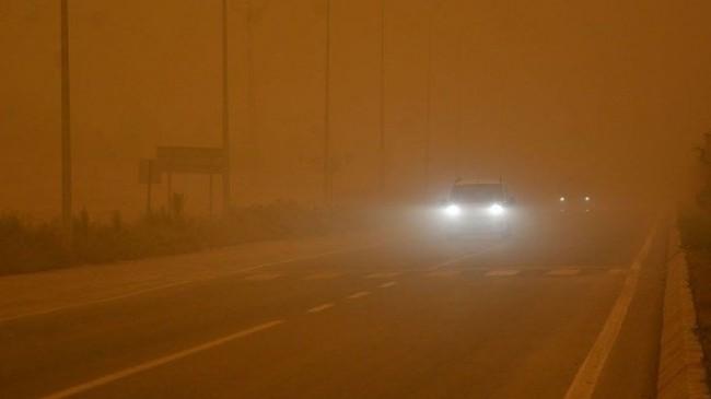 Meteoroloji'den 6 il için toz taşınımı uyarısı