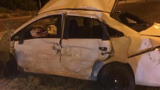 Kiralık araçla kaza: 2 öğrenci hayatını kaybetti