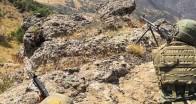 """Milli Savunma Bakanlığı: """"Son 4 ay içinde 111'i Pençe Harekatı'nda olmak üzere Irak'ın kuzeyinde 417 PKK'lı terörist etkisiz hale getirildi."""""""