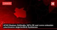 Son dakika gündem: EMRAH APARTMANI ENKAZINDAN 58 SAAT SONRA ÇIKARILAN İDİL ŞİRİN AMBULANSLA HASTANEYE KALDIRILDI