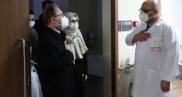 Koronavirüs tedavisi gören Diyanet İşleri Başkanı Prof. Dr. Ali Erbaş taburcu oldu