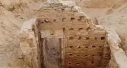 Arkeologları bile şaşkına çeviren keşif! Plajdaki kazıda Roma dönemine ait hamam bulundu