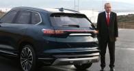 Yerli otomobil TOGG montajından ilk görsel geldi: Bizi izlemeye devam edin