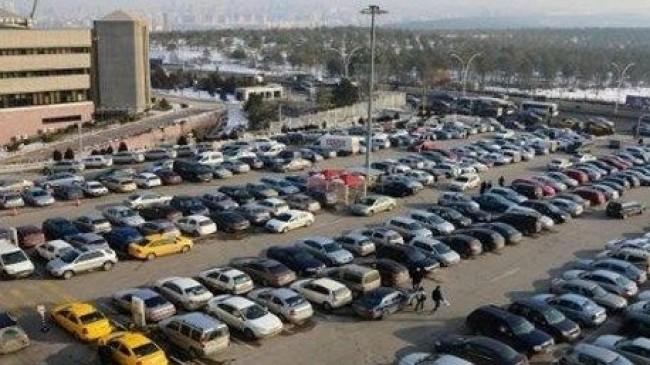 Ankara'da belediye otoparklarının 24 saati 1 TL oldu