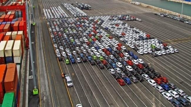 Otomotivde şubatta tüm zamanların ihracat rekoru kırıldı