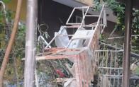 Adana'da iskele çöktü: 1 ölü, 1 yaralı