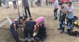 Burdur'da ikiz kardeşler temizledikleri kuyuda öldü