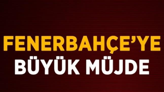 Fenerbahçeye Müjde