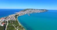 Sinop çok geniş bir liman kentidir